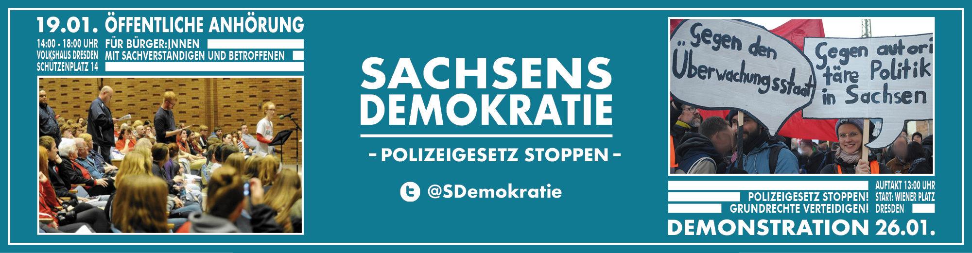 Sachsens Demokratie